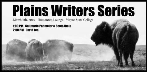 Spring 2015 Plains Writers Series