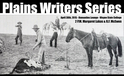 Spring 2015 Plains Writers Series and Lucky 13 Fiction Slam