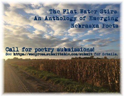 The Flat Water Stirs: DEADLINE EXTENDED! Now Feb. 14th 2017