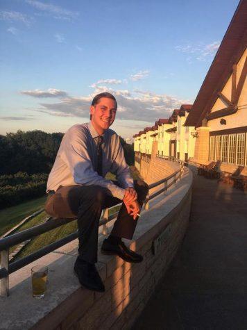 David Z. Drees, NE Territory Online Editor