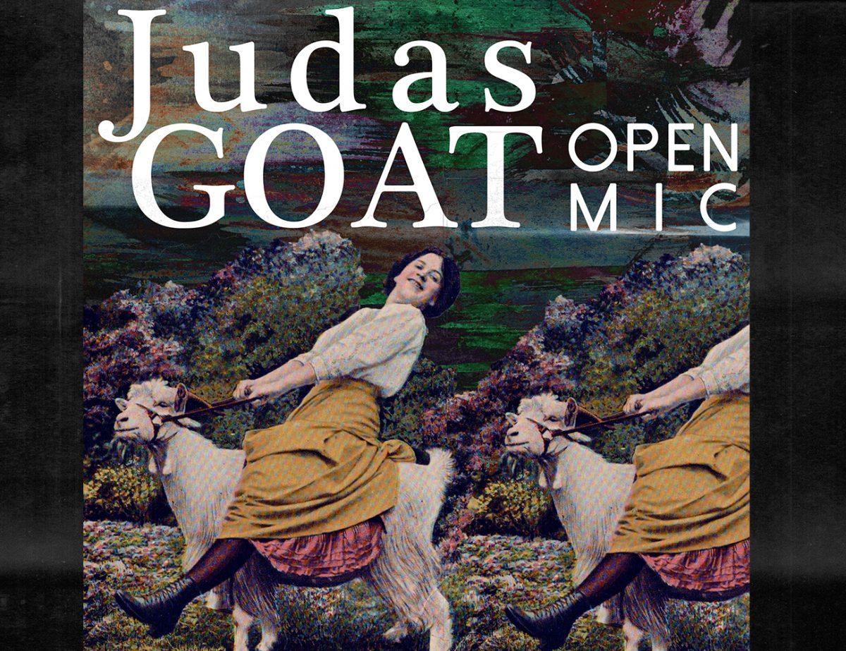Judas Goat 50th Anniversary Book Release & Open Mic