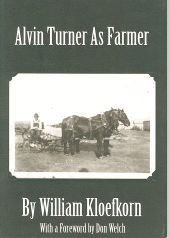 Alvin Turner as Farmer by William Kloefkorn
