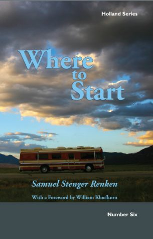 Where to Start by Samuel Stenger Renken