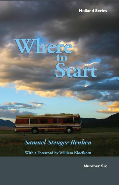 Where to Start by Samuel Stenger Renken