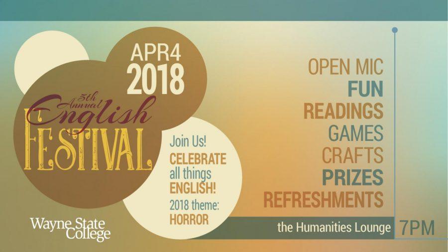 5th Annual English Festival!