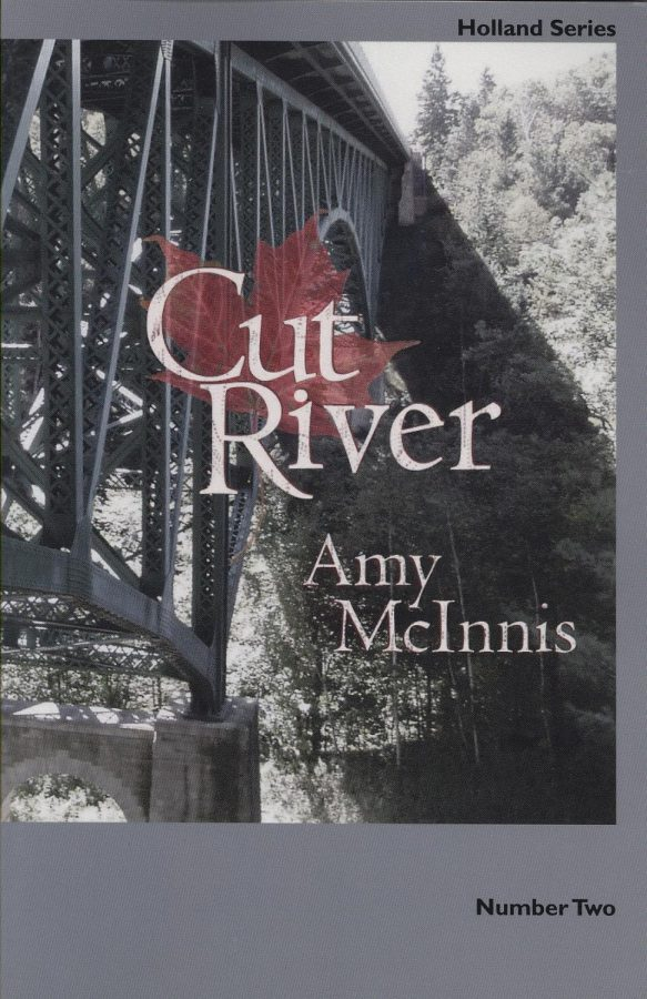 Cut River by Amy McInnis