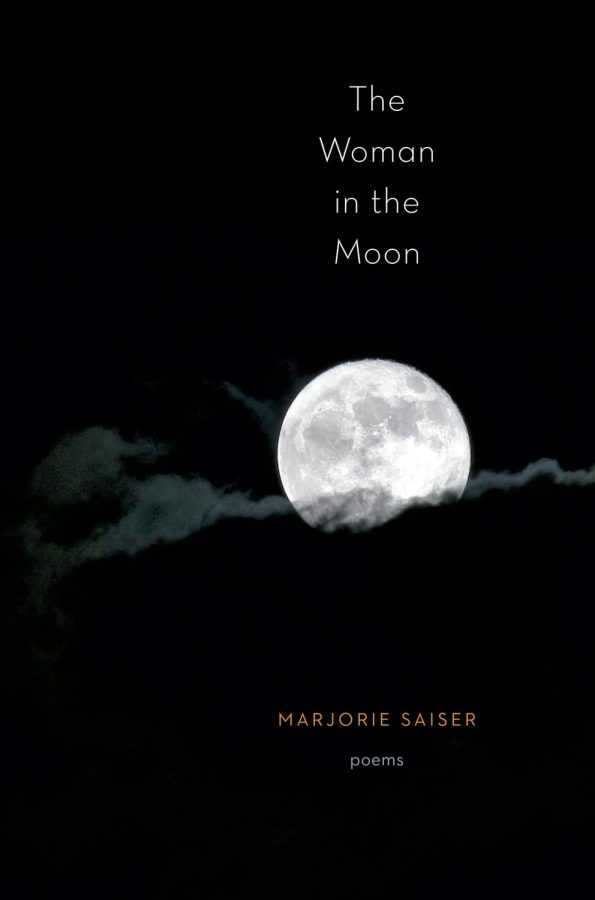 BOOK REVIEW: The Woman in the Moon by Marjorie Saiser