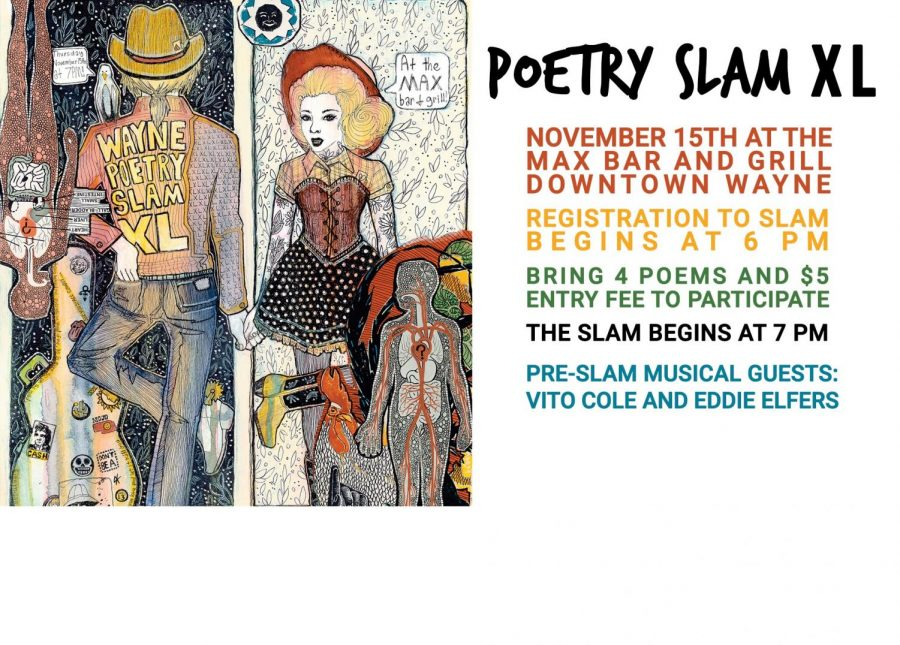 Poetry+Slam+XL+-+Nov.+15th%2C+2018