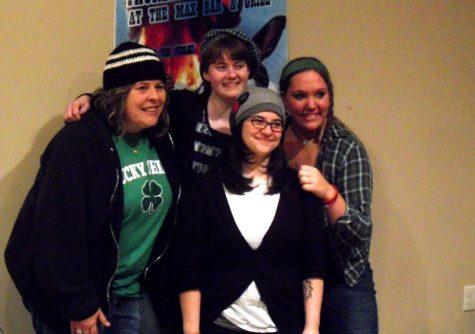 Poetry Slam 27! Spring 2012