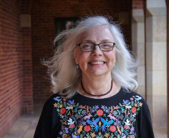 MINI INTERVIEW: Marjorie Saiser