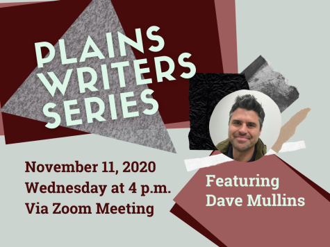 Plains Writers Series — November 11, 2020