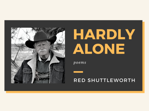 Hardly Alone by Red Shuttleworth